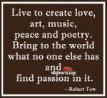 Live-to-create-love-art